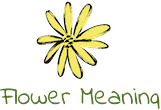 Flower Meaning Logo